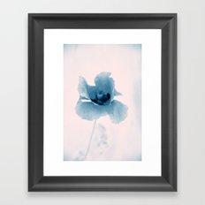 monochrome °1 Framed Art Print