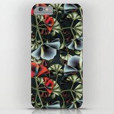 flores misteriosas iPhone 6s Plus Slim Case