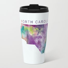 North Carolina Travel Mug