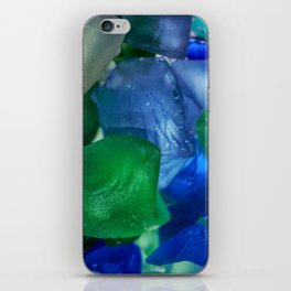 Colored Glass iPhone Skin