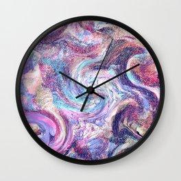colour mix Wall Clock