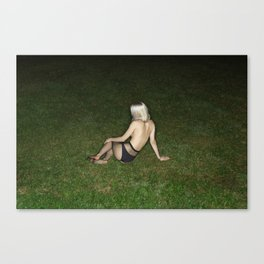 The kids Are all Wild Canvas Print