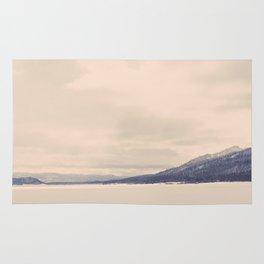 Winter Mountain Rug