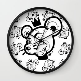 MOUSEIZM Wall Clock