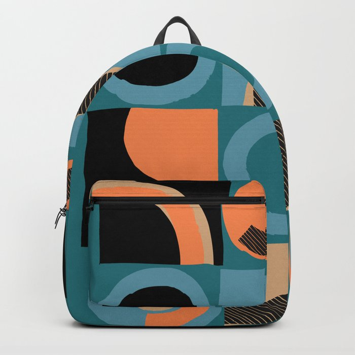 pattern 044 Backpack