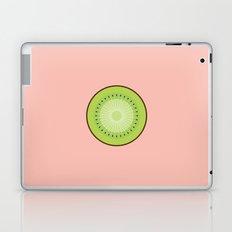 Kiwi poster Laptop & iPad Skin