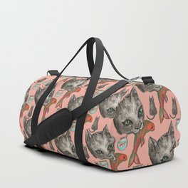 oh my cat! Duffle Bag