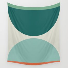 Abstract Geometric 20 Wall Tapestry