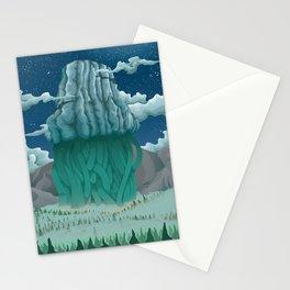 Ahråm: City of the dead Stationery Cards