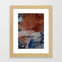 reviving ophelia Framed Art Print