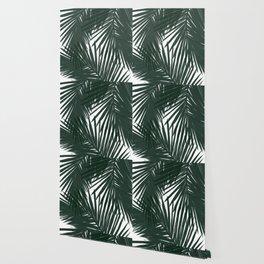 Palms Green Wallpaper