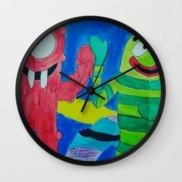 GABBA Wall Clock