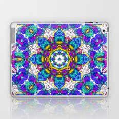 Drawing Floral Doodle G416 Laptop & iPad Skin