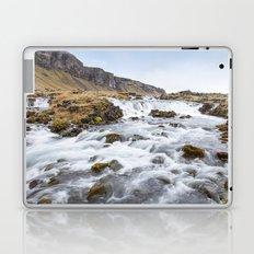 Iceland Waterfall Laptop & iPad Skin