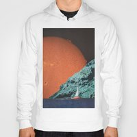sailing Hoodies featuring Sailing by Djuno Tomsni