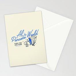 Al's Pancake World Stationery Cards