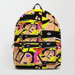 Arson Fire Backpack