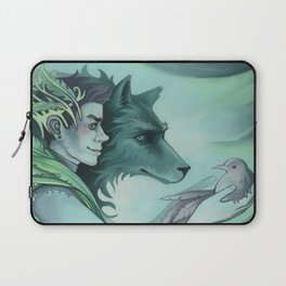 The Forest Prince Laptop Sleeve