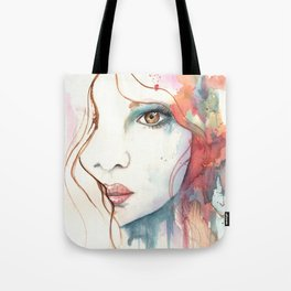 Girl ASD 01 Tote Bag