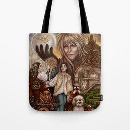 Labyrinth Tribute Tote Bag