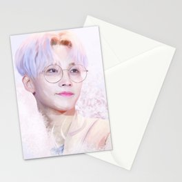 jeonghan Stationery Cards
