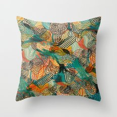 I'm crazy about Estelle Throw Pillow