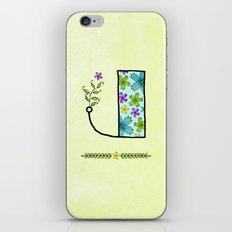 J iPhone & iPod Skin