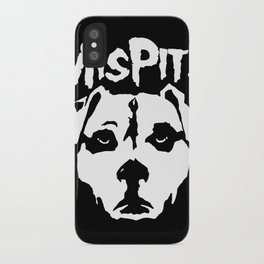 MisPits iPhone Case