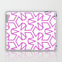Van Zwaben Pink Neon Pattern Laptop & iPad Skin