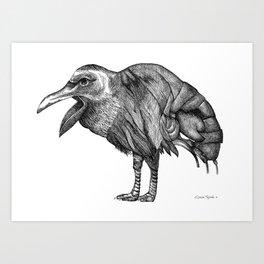 FantaZy ZOO Art Print