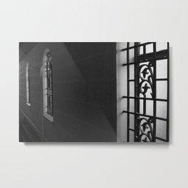Repeatition 1 Metal Print