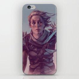 Warrior 2 iPhone Skin