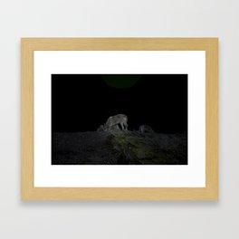 KNN Framed Art Print