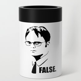False funny office sarcastic quote Can Cooler