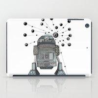r2d2 iPad Cases featuring R2D2 by Svenningsenmoller Design