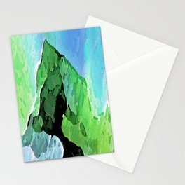 Nothern Lights Stationery Cards
