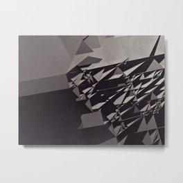 Oblique 1 Metal Print