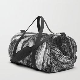 Shapes in wood. Duffle Bag
