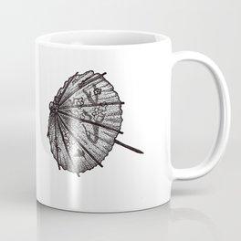 Thirst Study: Cocktail Umbrella Coffee Mug