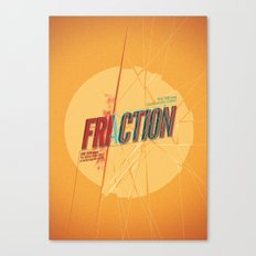 Fri/actionn Canvas Print
