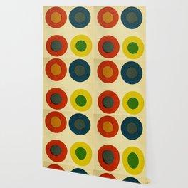 Contrast Circles Wallpaper