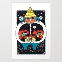 Harbinger of Doom Art Print