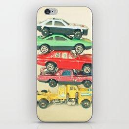 Pile Up iPhone Skin