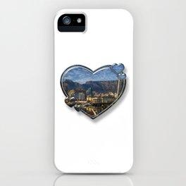 I Love Cape Town iPhone Case