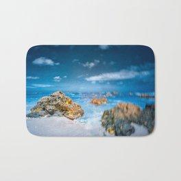Spin Beach Bath Mat