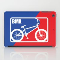 nba iPad Cases featuring BMX by Wyatt Design