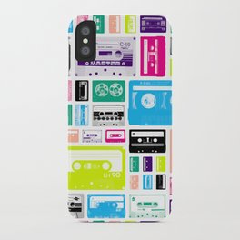 Mix Tapes iPhone Case