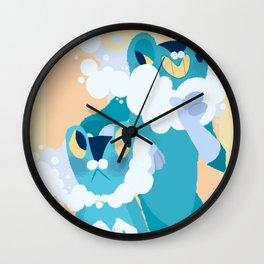 Froakie Wall Clock