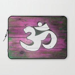 om spiritual art Laptop Sleeve