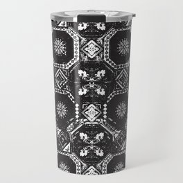 Pattern - Spain Travel Mug